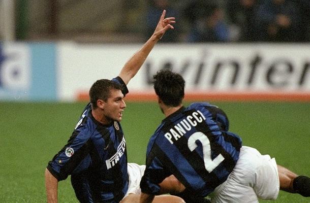 Vieri Panucci Inter-Parma