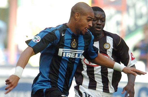 Adriano Muntari Inter-Udinese