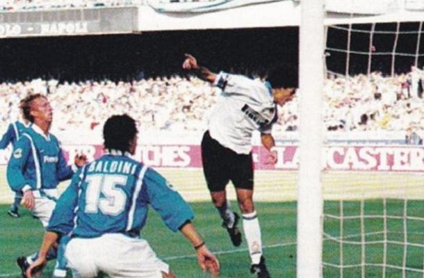 Fabio Galante Napoli-Inter