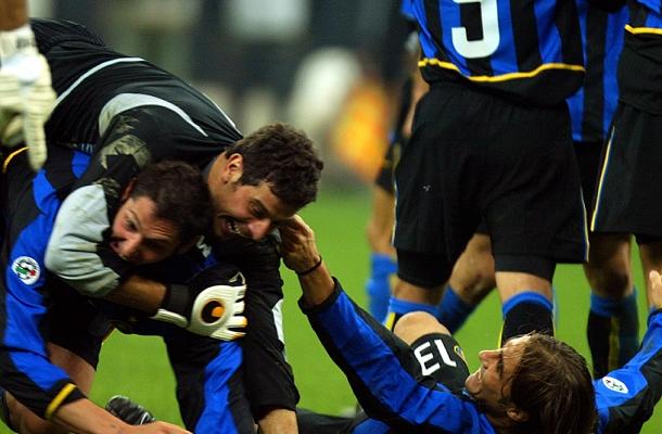 Francesco Toldo Inter-Juventus