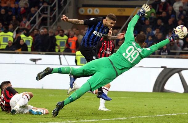 Icardi Inter-Milan