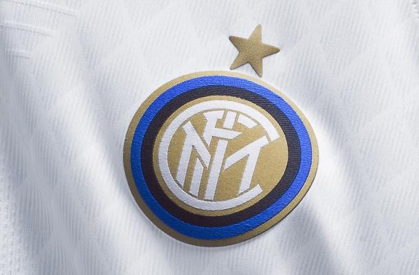 Logo Inter maglia away 2018-2019
