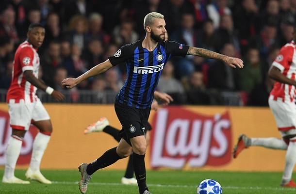 Marcelo Brozovic PSV Eindhoven-Inter