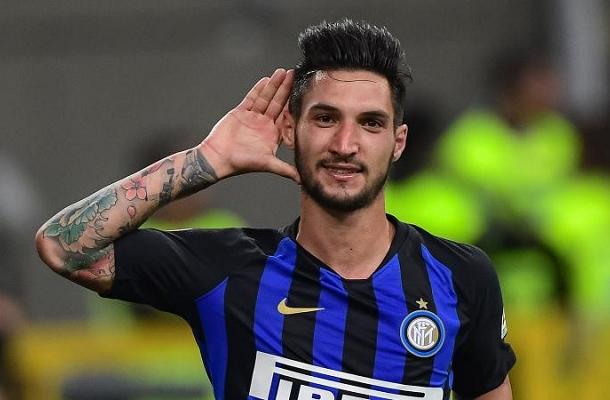 Matteo Politano Inter-Cagliari