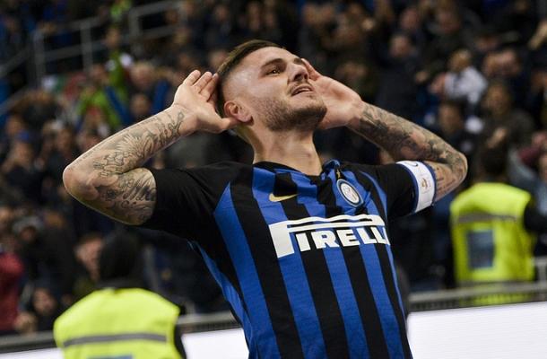 Mauro Icardi Inter-Milan