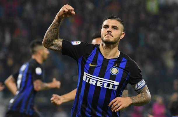 Mauro Icardi SPAL-Inter