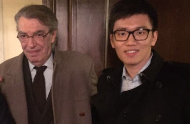 Moratti Steven Zhang
