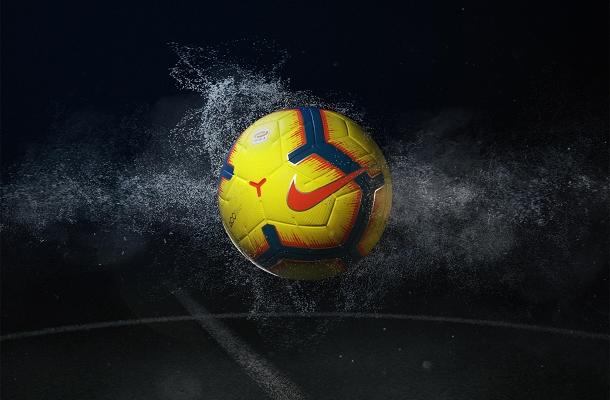 Nike Merlin Hi-Vis pallone Serie A