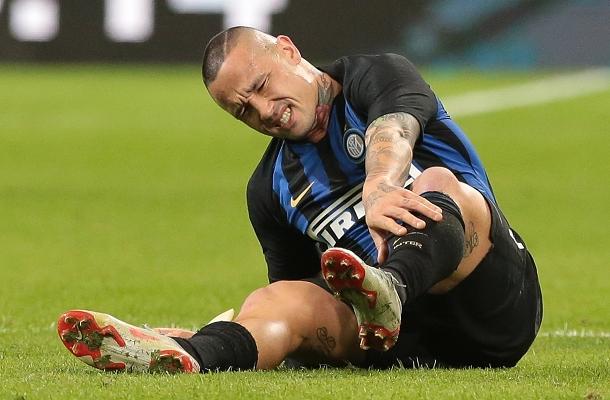 Radja Nainggolan Inter-Milan