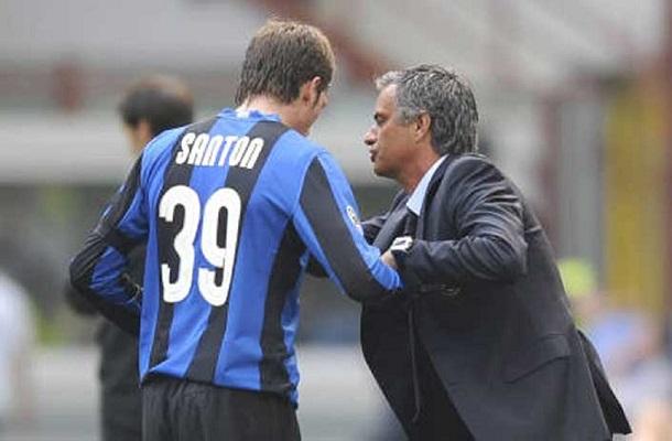 Santon Mourinho