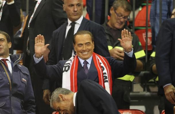 Silvio Berlusconi Monza