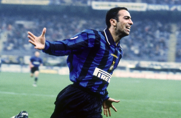Youri Djorkaeff Inter