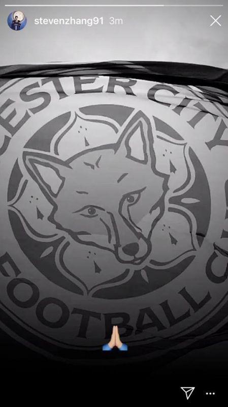 Zhang Steven Leicester City