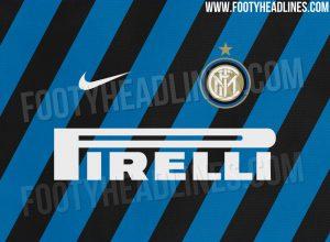 Maglia Inter 2019/2020 non confermata