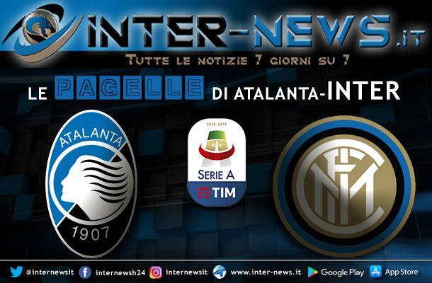 Pagelle Atalanta-Inter