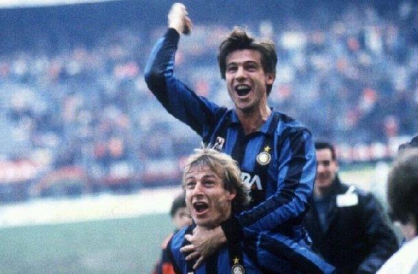 Berti Klinsmann Milan-Inter