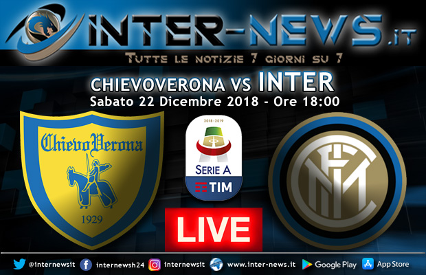 Chievo-Inter-Live