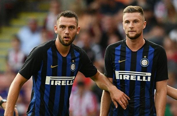 De Vrij Skriniar Inter