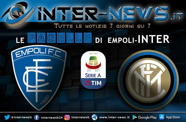 Empoli-Inter-Pagelle
