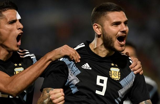 Icardi Argentina-Messico