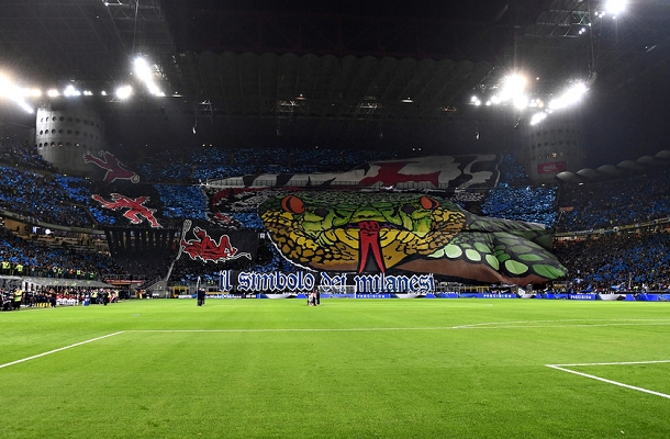 Inter-Milan Meazza