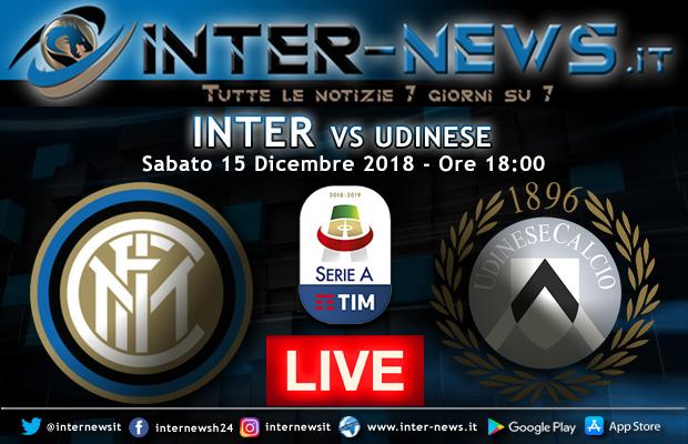 Inter-Udinese-Live