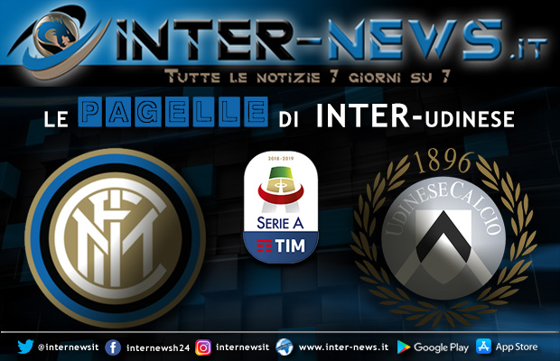 Pagelle Inter-Udinese