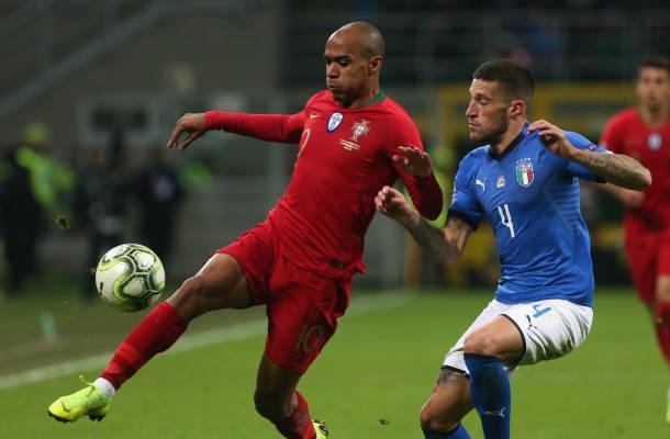 Joao Mario Italia-Portogallo