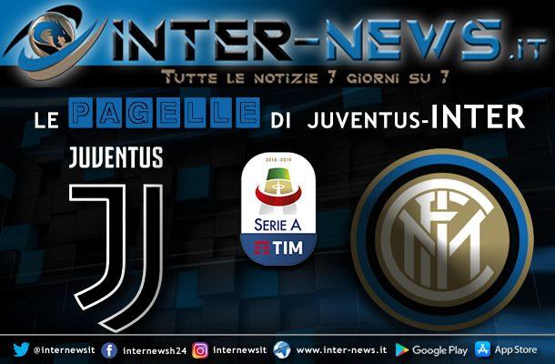 Pagelle Juventus-Inter