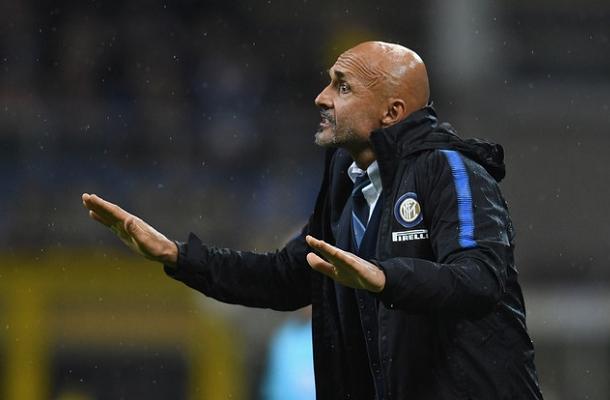 Luciano Spalletti Inter-Barcellona