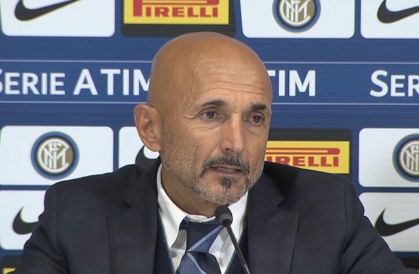 Luciano Spalletti Inter-Genoa