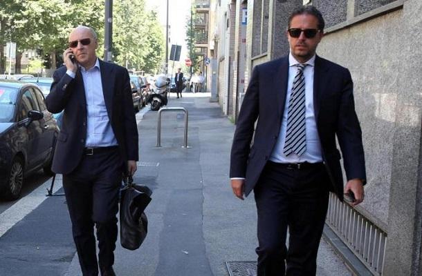 Marotta Paratici Juventus