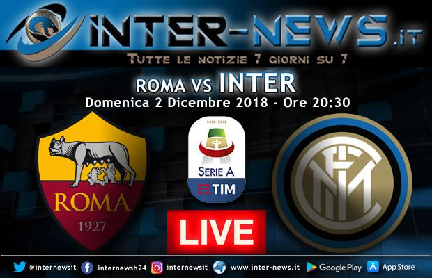 Roma-Inter-Live