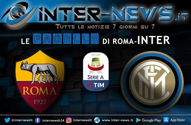 Pagelle Roma-Inter