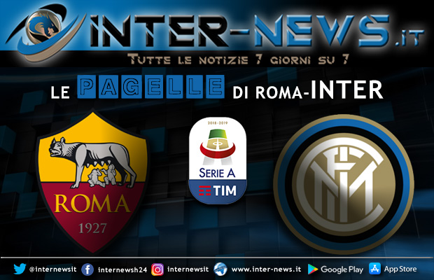 Pagelle Roma-Inter