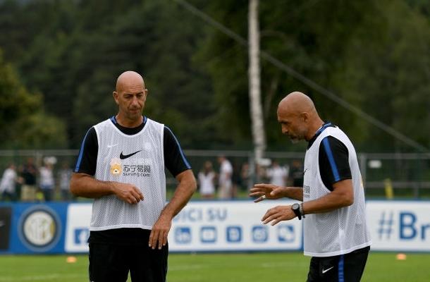 Spalletti Baldini Inter
