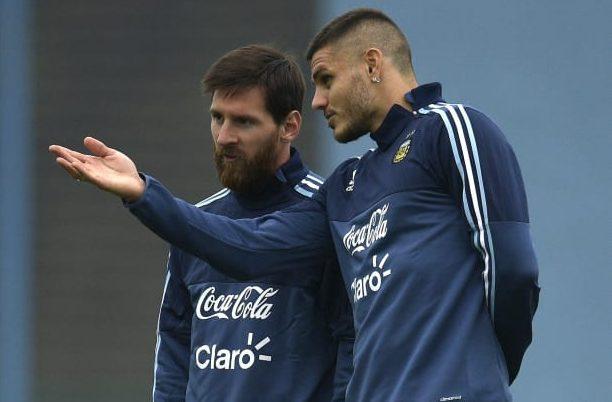Messi Icardi