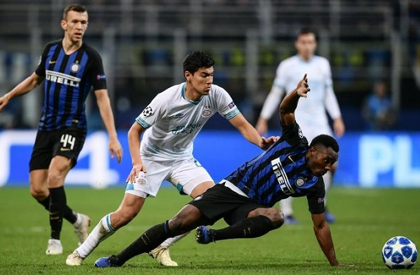 Asamoah Inter-PSV