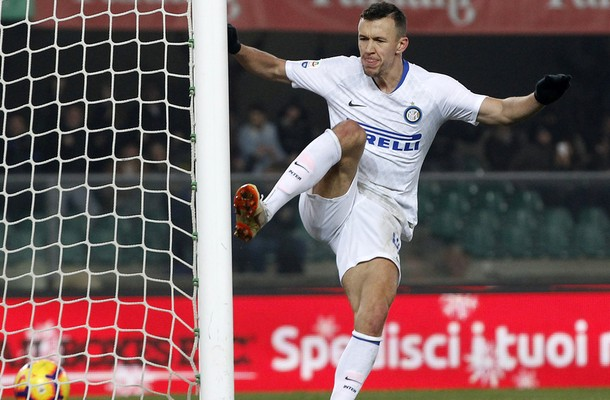 Ivan Perisic Chievo-Inter