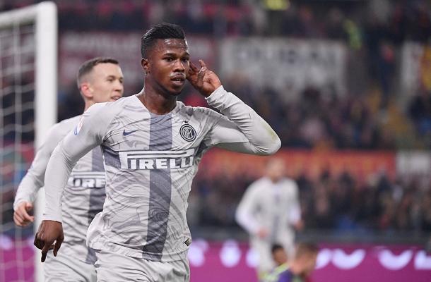 Keita Baldé Diao Roma-Inter