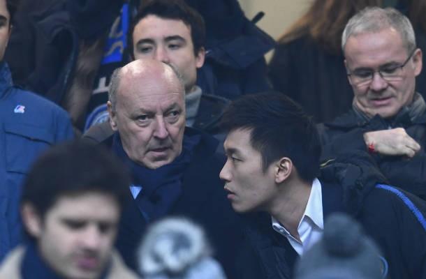 Marotta Steven Zhang Inter-Udinese