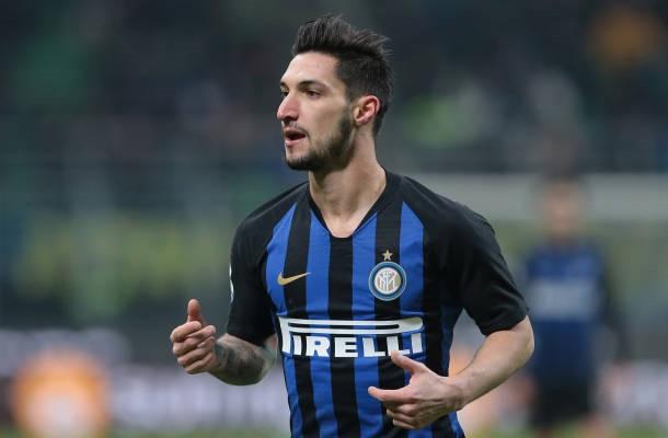 Matteo Politano Inter-Udinese
