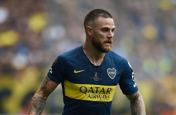 Nahitan Nandez Boca Juniors