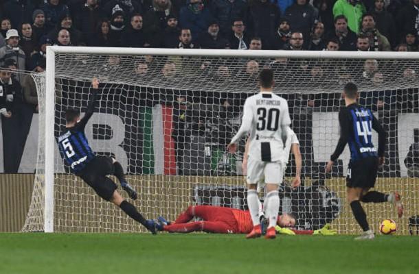 Roberto Gagliardini Juventus-Inter