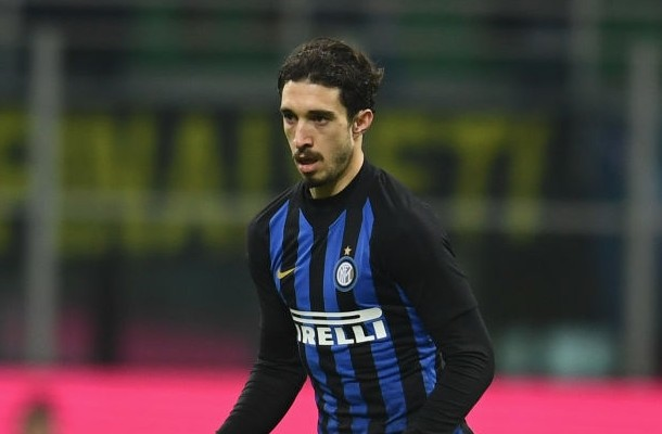 Sime Vrsaljko Inter-Udinese