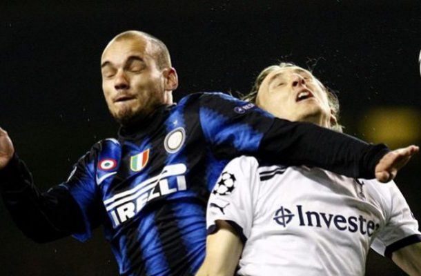 Sneijder Modric
