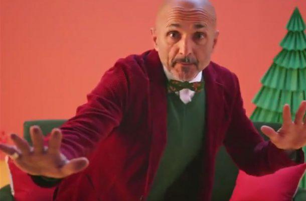 Auguri Di Buon Natale Inter.Video Auguri Di Natale Dall Inter Spalletti Invoca Tanto