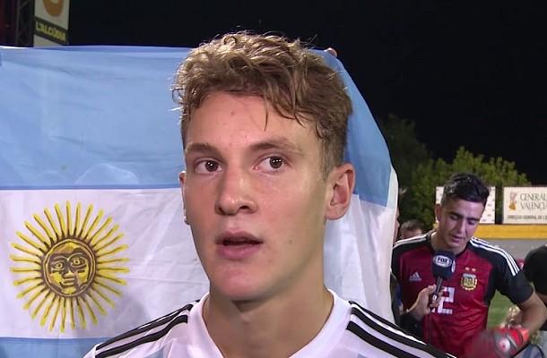 Facundo Colidio Argentina