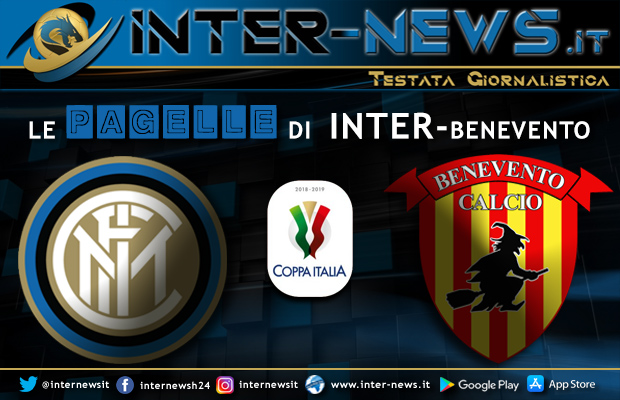 Inter-Benevento-Pagelle