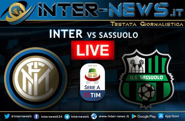 Inter-Sassuolo-Live